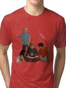 Marauder's Map Tri-blend T-Shirt