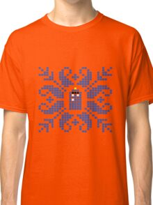 Knitted TARDIS Classic T-Shirt