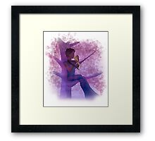 Song of the Wind Framed Print
