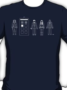 A Family of 11: Version 1 T-Shirt