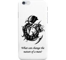 PS: Torment [Black] iPhone Case/Skin