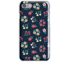 Selected Beautiful Flowers  iPhone Case/Skin
