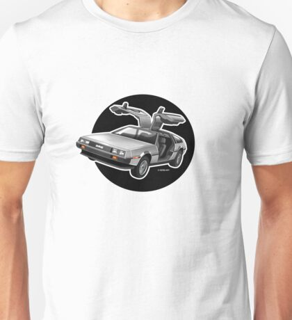 Delorean Iconic sportscar.. T-Shirt