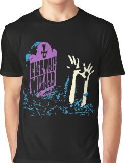 Electric Wizard - Tombstone Graphic T-Shirt