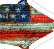 USA Permit Fishing Sticker