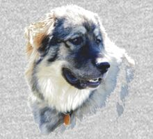 Molly - A Great Pyrenees T-Shirt
