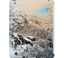 Beacon Heights in White iPad Case/Skin