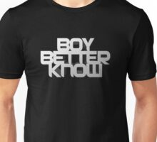 BBK - boy better know Unisex T-Shirt