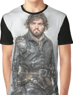 Darring Athos Graphic T-Shirt