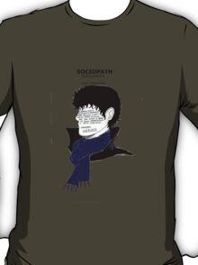 Sherlock Sociopath T-Shirt
