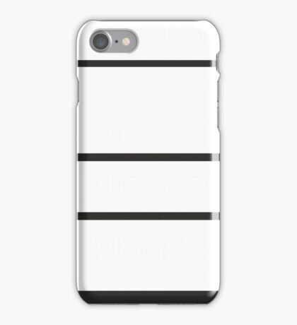 MUSCLE_SETUP.EXE iPhone Case/Skin