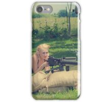 WWII Pinup iPhone Case/Skin