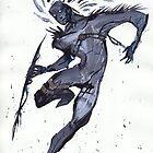 Shadow Warrior by Ingrid Susanne Bergø
