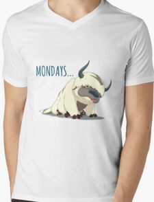 Appa on Mondays Mens V-Neck T-Shirt