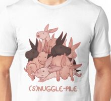 Nug Hugs - (S)Nuggle Pile Unisex T-Shirt