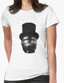 The Great Robo-Emancipator Womens Fitted T-Shirt