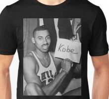 Kobe's 80 point game and Wilt's 100 point game Mashup  Unisex T-Shirt