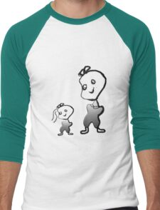 sisters babies Men's Baseball ¾ T-Shirt