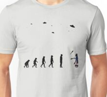 99 Steps of Progress - Distraction Unisex T-Shirt