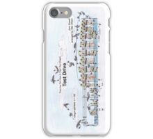Test Drive Sheet Music Art iPhone Case/Skin