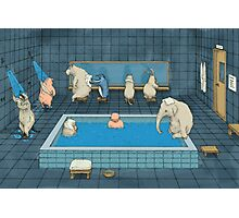 The Bathers Photographic Print