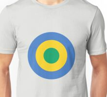 Gabon Air Force - Roundel Unisex T-Shirt