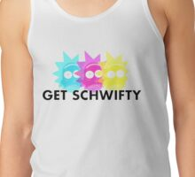 GET SCHWIFTY (CMYK) Tank Top