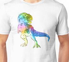 T-Rex | Rainbow Series | Pop Art Unisex T-Shirt