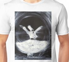 SUFI WHIRLING  - FEBRUARY 21,2013 Unisex T-Shirt