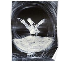 SUFI WHIRLING  - FEBRUARY 21,2013 Poster