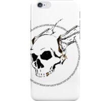 BLACKFLAGCAFE iPhone Case/Skin