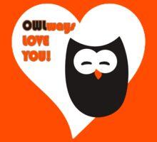 Valentine's Day - OWLways love you! by SeijiArt