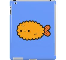 Cute prawn tempura iPad Case/Skin