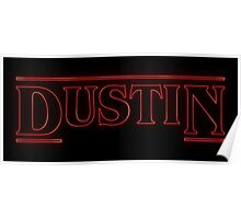 Stranger Things - Dustin Poster