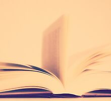 Silent Reading by rose-etiennette