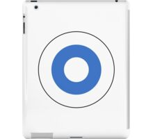Finnish Air Force - Roundel iPad Case/Skin