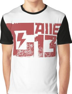 Calle 13 Graphic T-Shirt