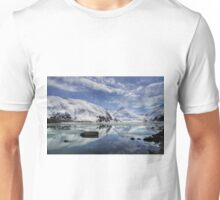 Portage Lake, Alaska Unisex T-Shirt
