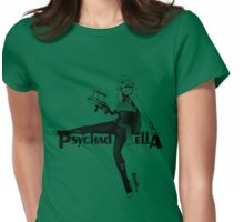 Barbarella (Psychadella) Womens Fitted T-Shirt