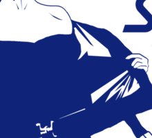 Sandy (Grease) Sticker