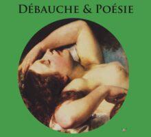 Débauche & Poésie One Piece - Short Sleeve