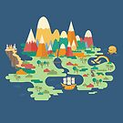 Neverland by fangirlshirts