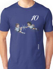 De Maradona a Messi Unisex T-Shirt
