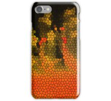 Colored mosaic. iPhone Case/Skin