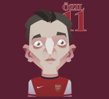 Mesut Özil - Arsenal by alexsantalo