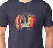 Hot Dog Romance Unisex T-Shirt