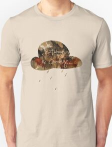autumn is coming... T-Shirt