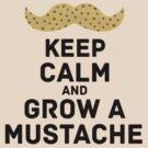 keep calm browndots by csecsi
