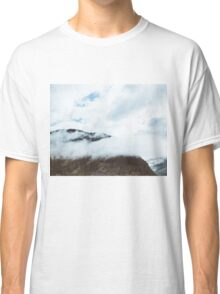 Clouds Over the Hill Classic T-Shirt