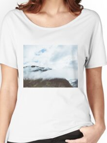 Clouds Over the Hill Women's Relaxed Fit T-Shirt